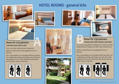 ROOMS GENERAL INFO